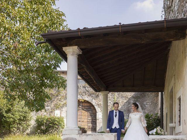 Il matrimonio di Andrea e Erika a Dello, Brescia 33