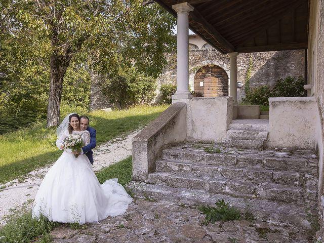 Il matrimonio di Andrea e Erika a Dello, Brescia 34