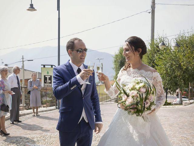Il matrimonio di Andrea e Erika a Dello, Brescia 43