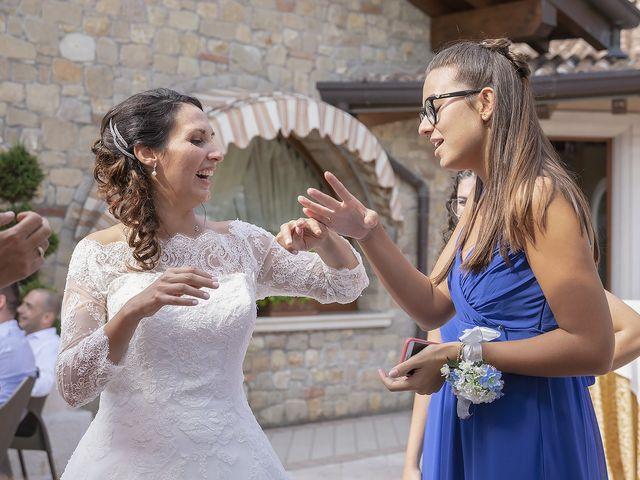 Il matrimonio di Andrea e Erika a Dello, Brescia 44