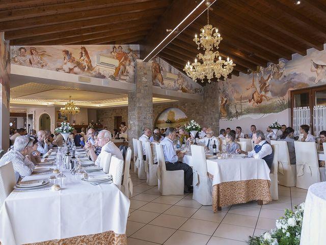 Il matrimonio di Andrea e Erika a Dello, Brescia 45