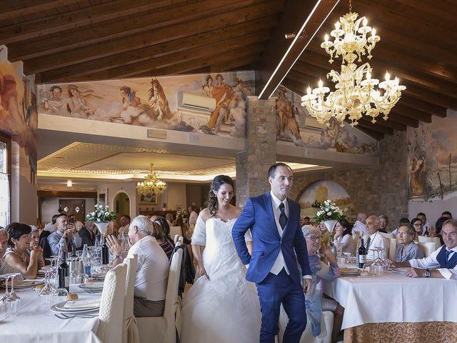 Il matrimonio di Andrea e Erika a Dello, Brescia 46