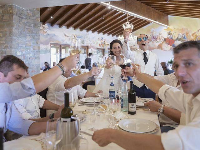 Il matrimonio di Andrea e Erika a Dello, Brescia 49