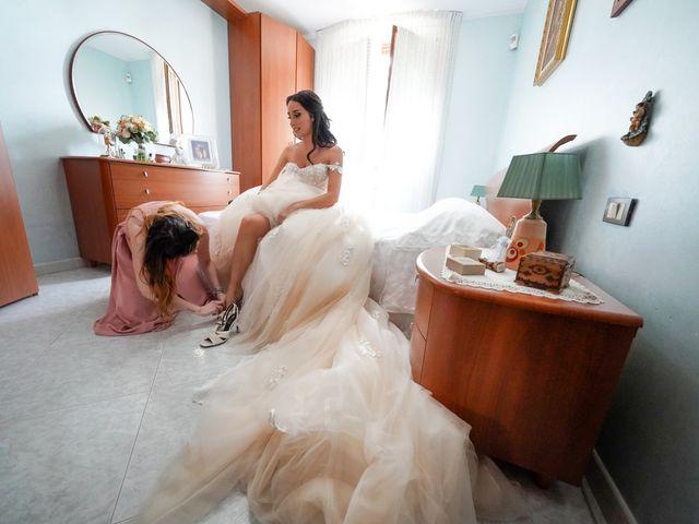 Il matrimonio di Maurizio e Serena a Melegnano, Milano 17