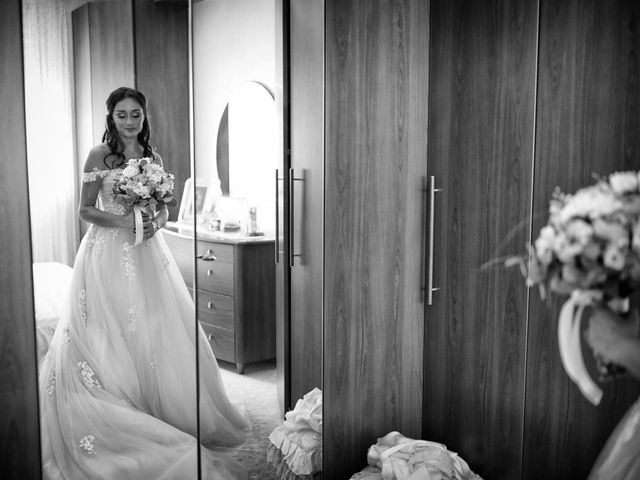 Il matrimonio di Maurizio e Serena a Melegnano, Milano 20