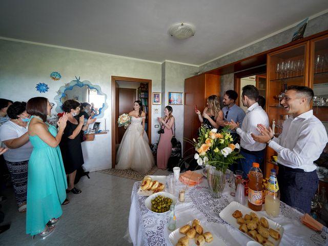 Il matrimonio di Maurizio e Serena a Melegnano, Milano 21