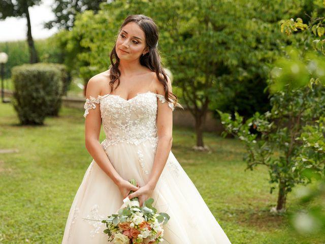 Il matrimonio di Maurizio e Serena a Melegnano, Milano 22
