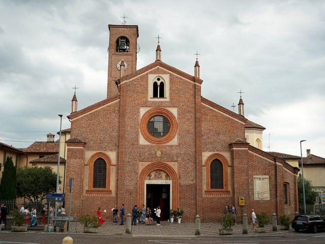 Il matrimonio di Maurizio e Serena a Melegnano, Milano 26
