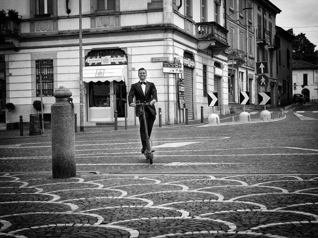 Il matrimonio di Maurizio e Serena a Melegnano, Milano 27