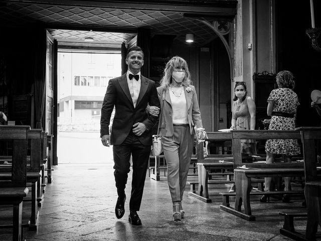 Il matrimonio di Maurizio e Serena a Melegnano, Milano 28