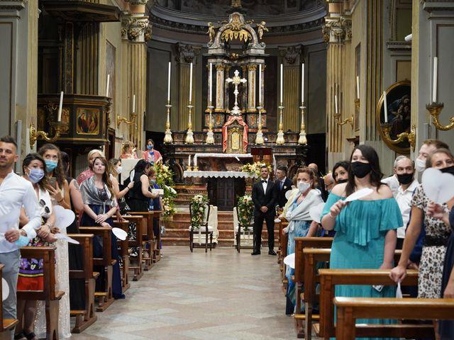 Il matrimonio di Maurizio e Serena a Melegnano, Milano 29