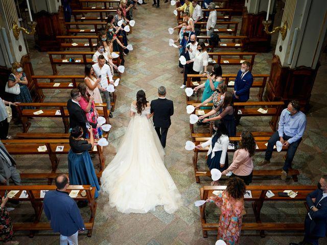 Il matrimonio di Maurizio e Serena a Melegnano, Milano 32