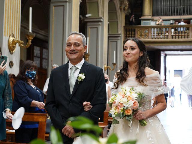 Il matrimonio di Maurizio e Serena a Melegnano, Milano 33