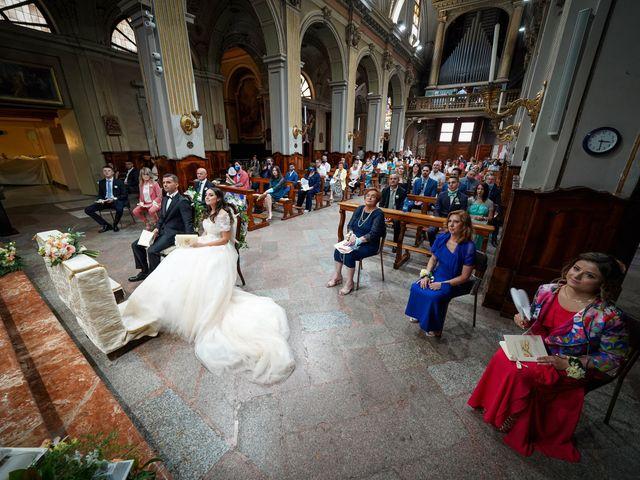 Il matrimonio di Maurizio e Serena a Melegnano, Milano 35