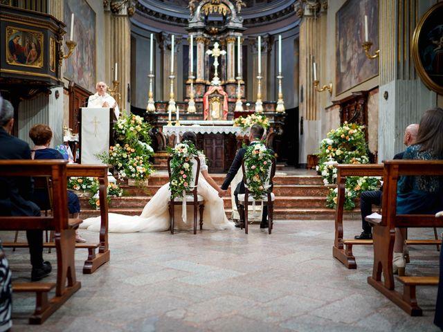 Il matrimonio di Maurizio e Serena a Melegnano, Milano 36