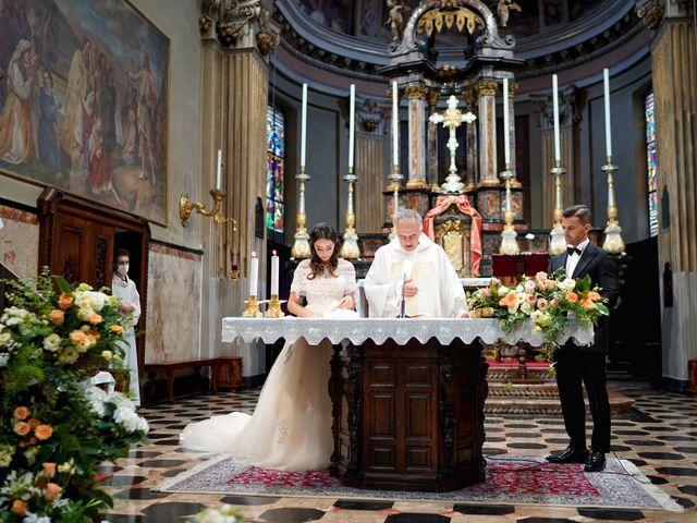 Il matrimonio di Maurizio e Serena a Melegnano, Milano 37