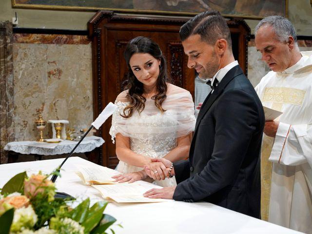 Il matrimonio di Maurizio e Serena a Melegnano, Milano 39