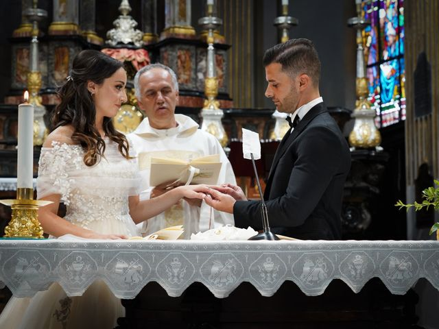 Il matrimonio di Maurizio e Serena a Melegnano, Milano 40