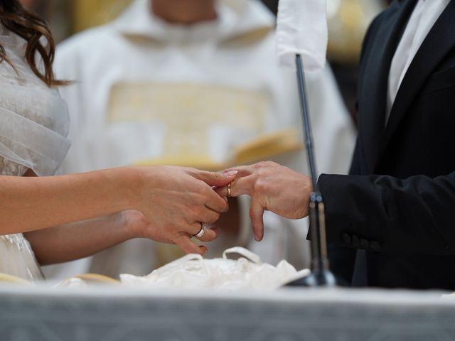Il matrimonio di Maurizio e Serena a Melegnano, Milano 41
