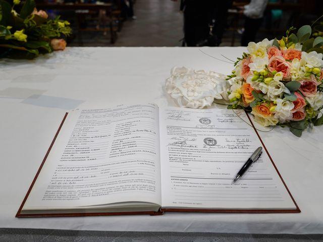 Il matrimonio di Maurizio e Serena a Melegnano, Milano 44