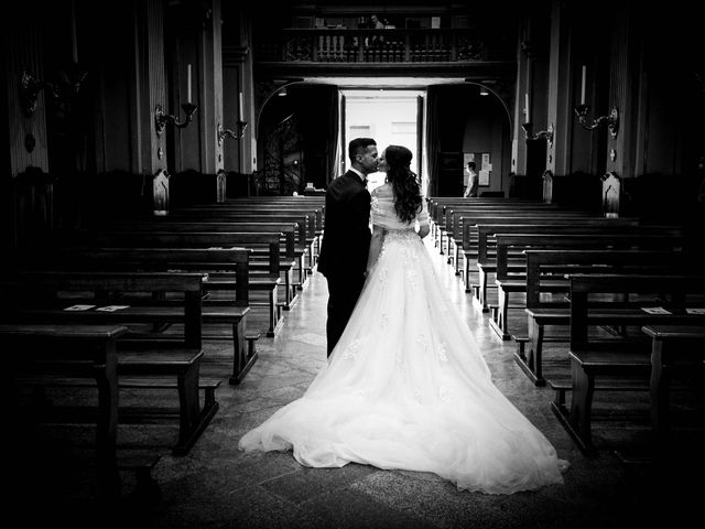 Il matrimonio di Maurizio e Serena a Melegnano, Milano 45
