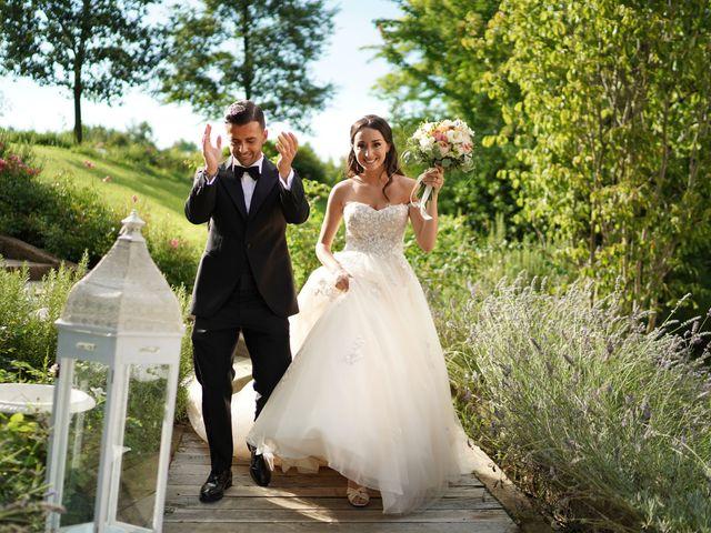 Il matrimonio di Maurizio e Serena a Melegnano, Milano 49