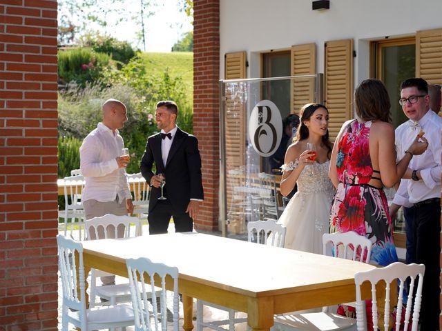 Il matrimonio di Maurizio e Serena a Melegnano, Milano 52