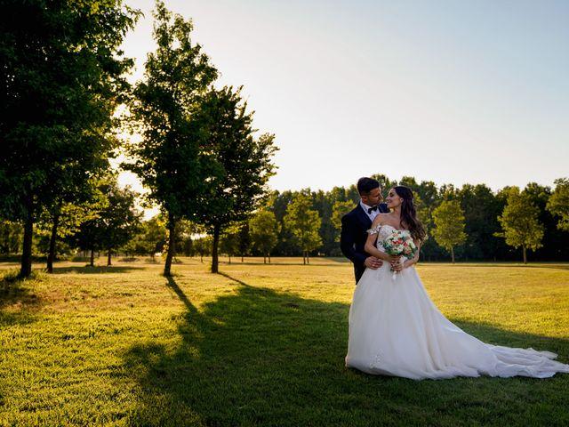 Il matrimonio di Maurizio e Serena a Melegnano, Milano 55