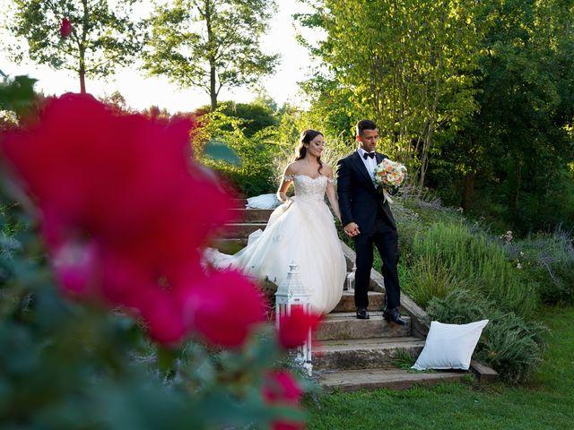 Il matrimonio di Maurizio e Serena a Melegnano, Milano 60