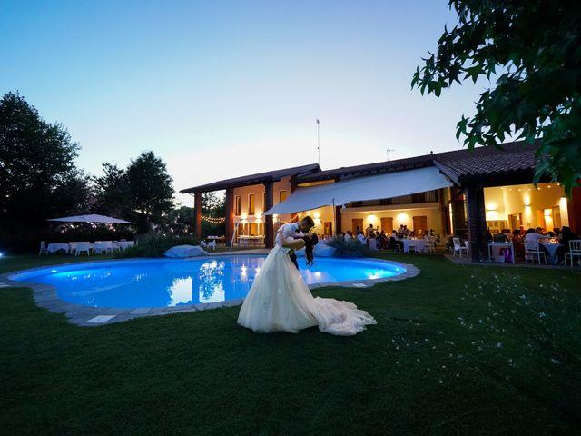 Il matrimonio di Maurizio e Serena a Melegnano, Milano 63