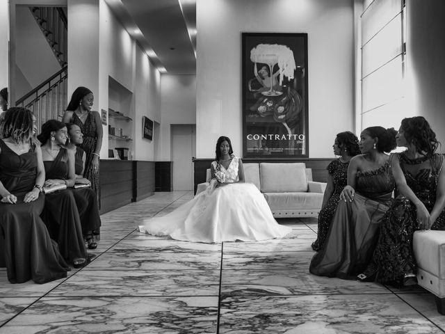 Il matrimonio di Japhet e Jessie a Vicoforte, Cuneo 1