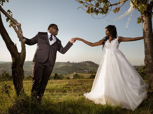 Le nozze di Jessie e Japhet