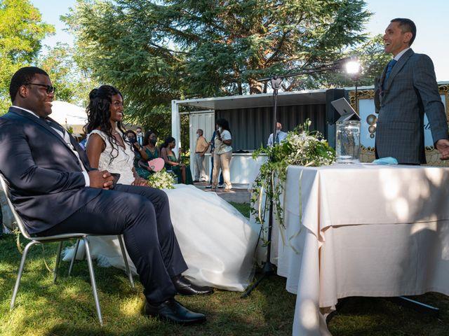 Il matrimonio di Japhet e Jessie a Vicoforte, Cuneo 2