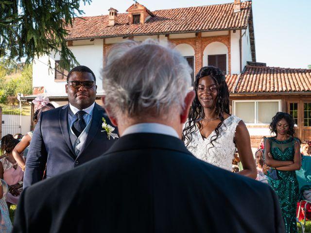 Il matrimonio di Japhet e Jessie a Vicoforte, Cuneo 4
