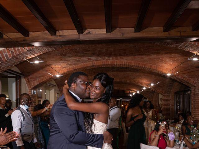 Il matrimonio di Japhet e Jessie a Vicoforte, Cuneo 6