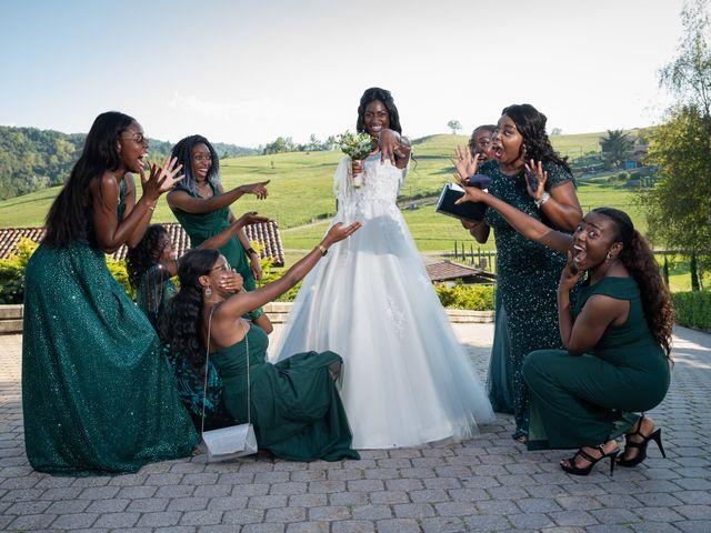 Il matrimonio di Japhet e Jessie a Vicoforte, Cuneo 9