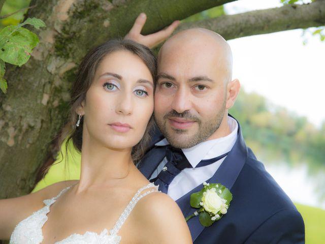 Le nozze di Ludmilla e Vincenzo