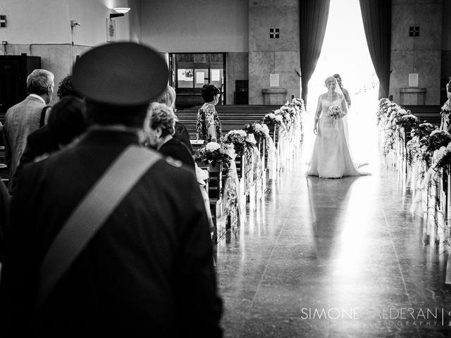 Il matrimonio di Marco e Monica a Sabaudia, Latina 1