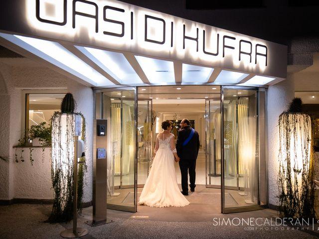 Il matrimonio di Marco e Monica a Sabaudia, Latina 2