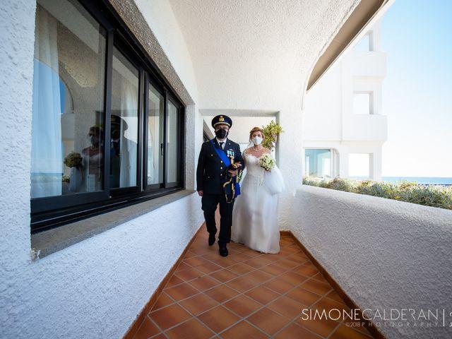 Il matrimonio di Marco e Monica a Sabaudia, Latina 5