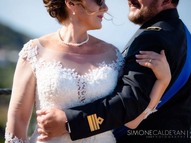 Il matrimonio di Marco e Monica a Sabaudia, Latina 12