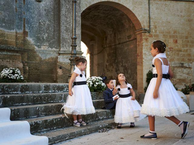 Il matrimonio di Katia e Andrea a Poggiardo, Lecce 18