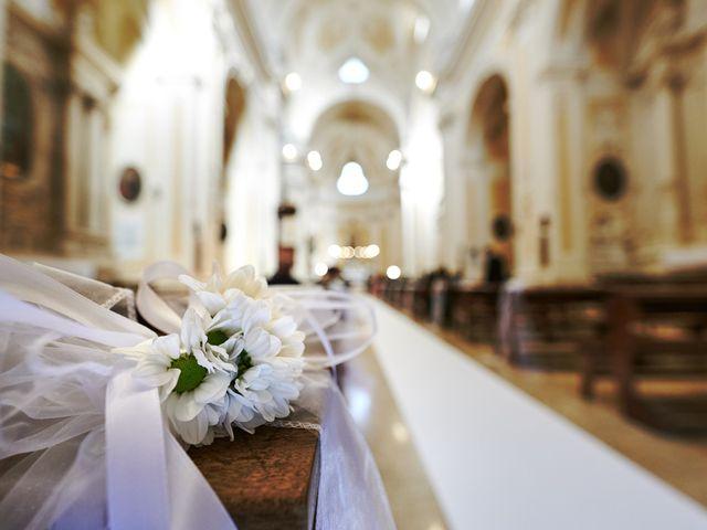 Il matrimonio di Katia e Andrea a Poggiardo, Lecce 20