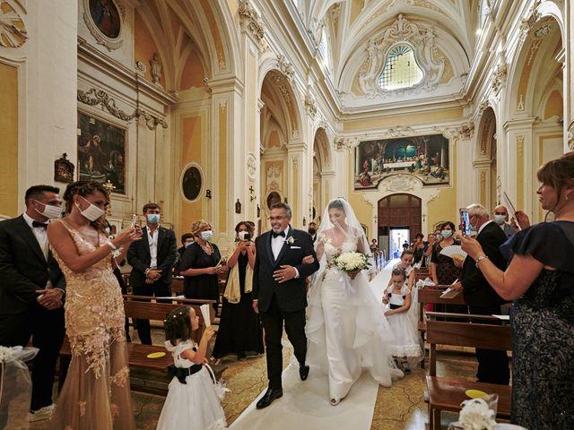Il matrimonio di Katia e Andrea a Poggiardo, Lecce 22
