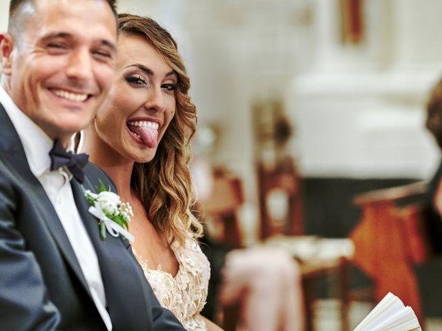Il matrimonio di Katia e Andrea a Poggiardo, Lecce 25