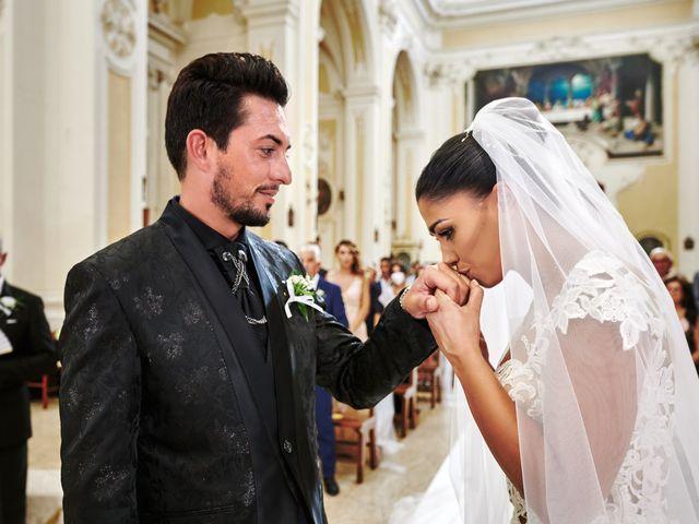 Il matrimonio di Katia e Andrea a Poggiardo, Lecce 26