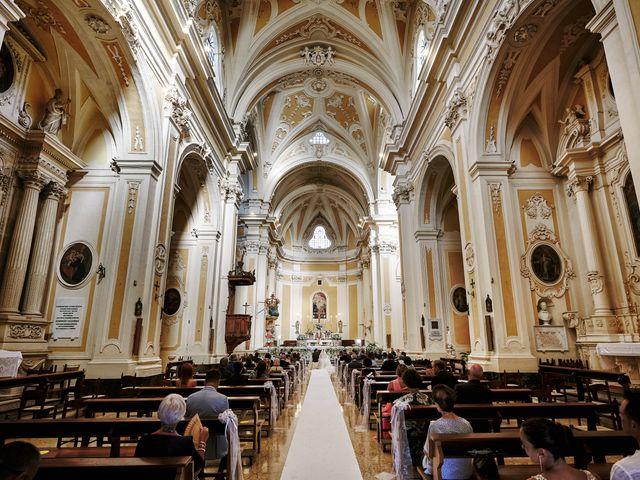 Il matrimonio di Katia e Andrea a Poggiardo, Lecce 27