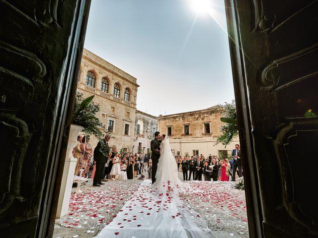 Il matrimonio di Katia e Andrea a Poggiardo, Lecce 28