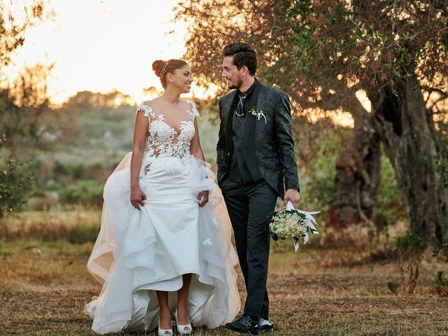 Il matrimonio di Katia e Andrea a Poggiardo, Lecce 29