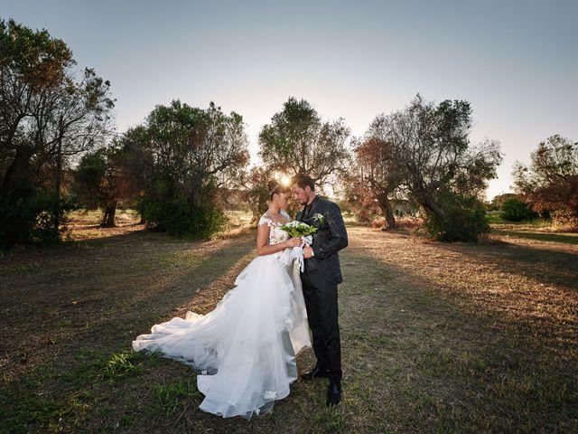 Il matrimonio di Katia e Andrea a Poggiardo, Lecce 31